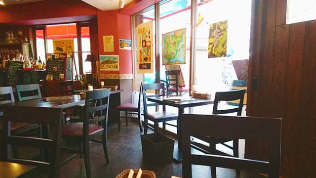 赤羽スペイン料理TERATERA(テラテラ)の店内