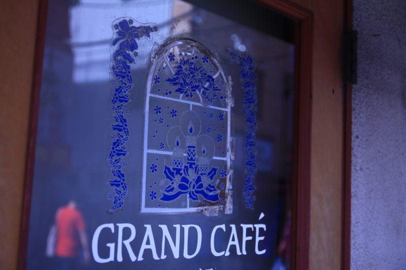 十条のグランカフェ