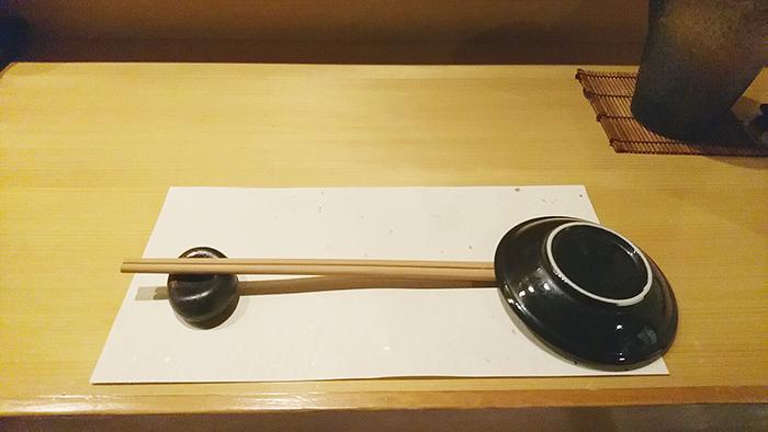 赤羽ランチで食べた寿司こまさの店内