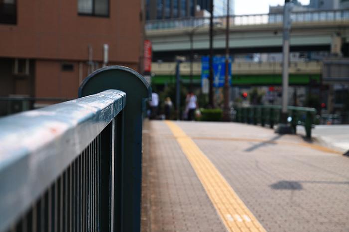 池袋駅近辺の堀ノ内橋