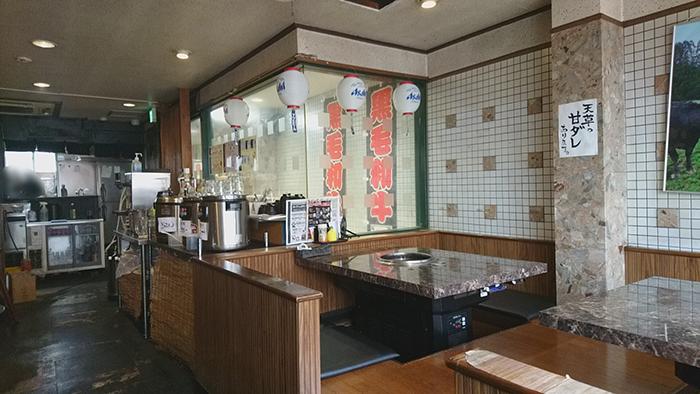 田中畜産の東十条店