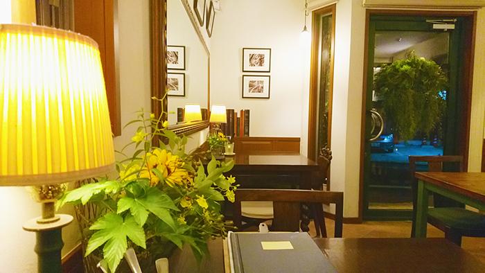 赤羽西口cafe Vert Vertさんの店内