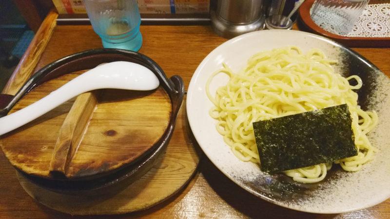 十条てんげんのつけ麺