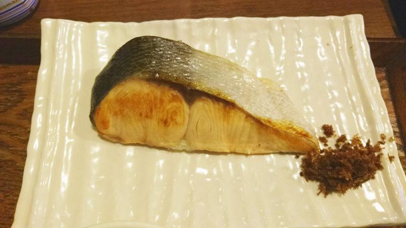赤羽友路有の焼き魚定食