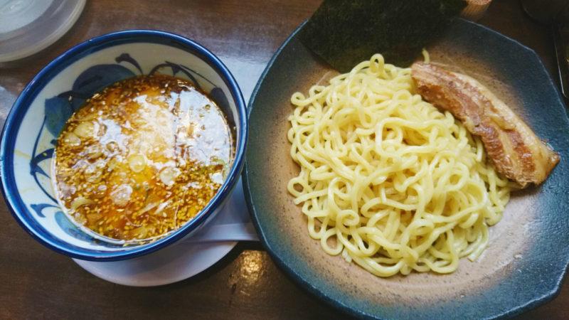 東京豚骨拉麺ばんから赤羽店つけ麺