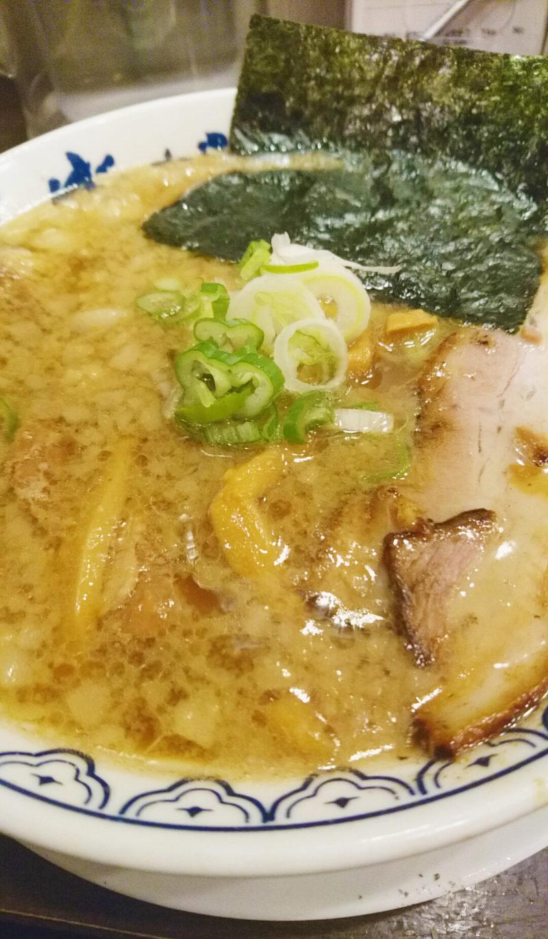 東京豚骨拉麺ばんから赤羽店角煮ばんから