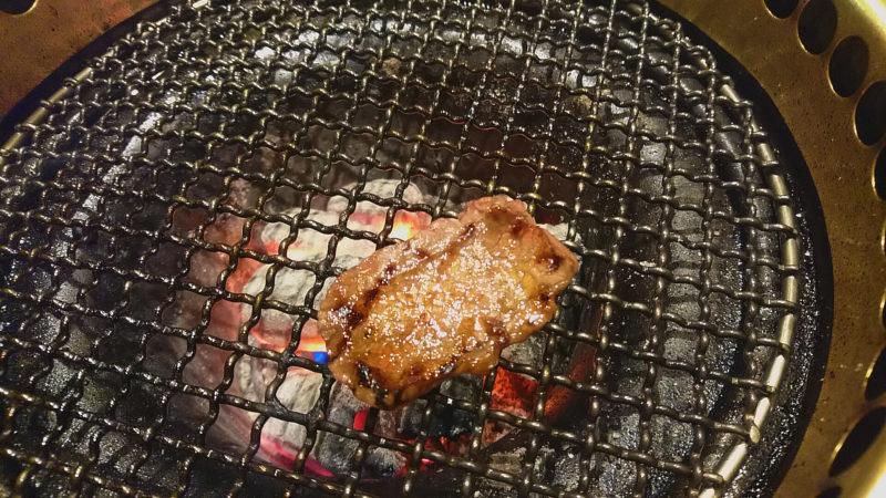 赤羽白頭山の焼肉ランチ
