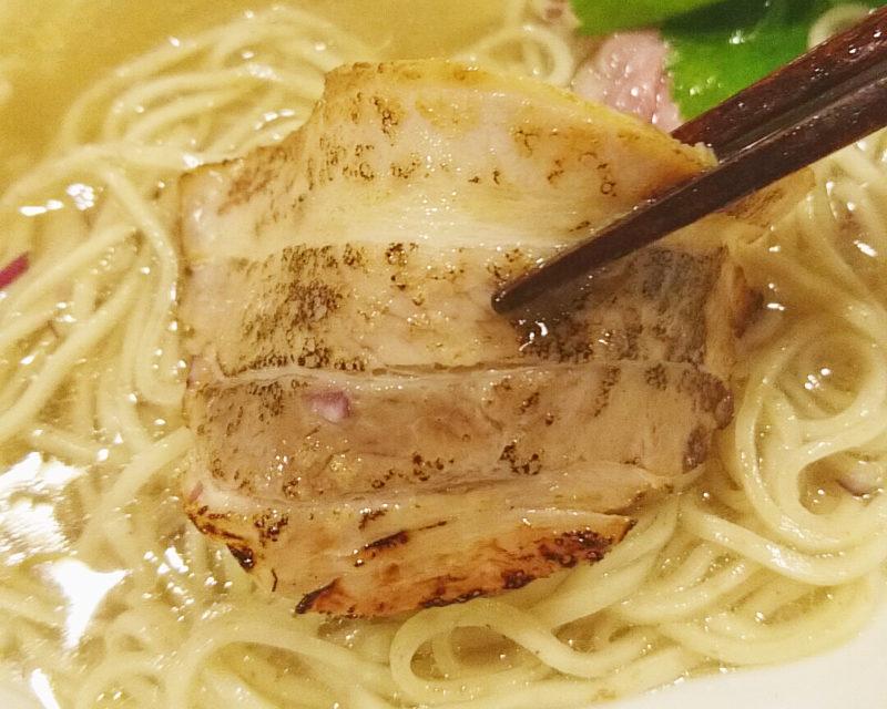 赤羽麺や さい門の真鯛塩ラーメン