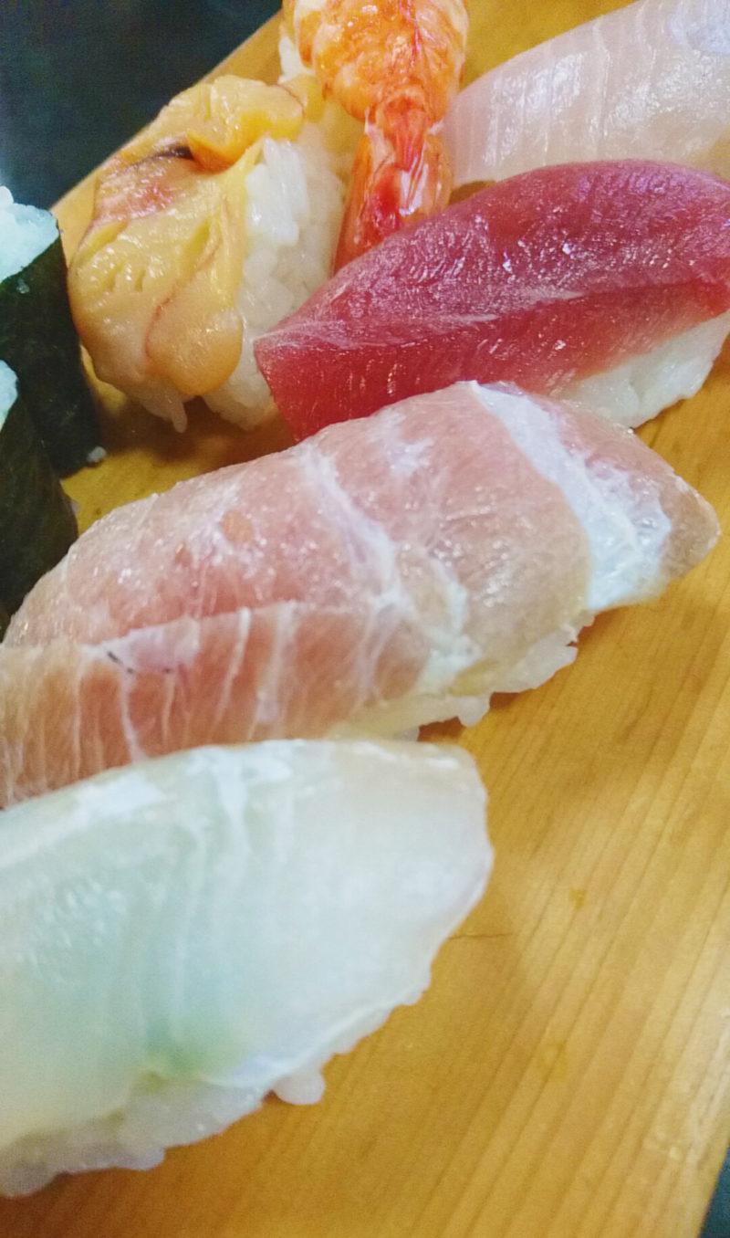 十条の竹寿司 ランチ