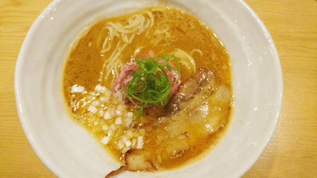 赤羽麺や さい門のオマールえび味噌ラーメン