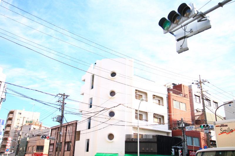 尾久駅石井ビル
