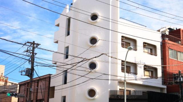 尾久駅前の石井ビル
