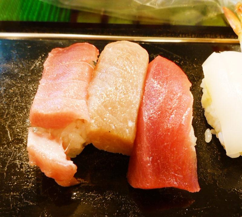 魚がし寿司赤羽店の上寿司ランチ