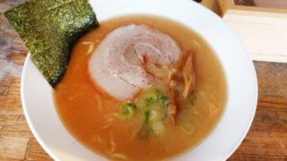 赤羽の龍龍麺
