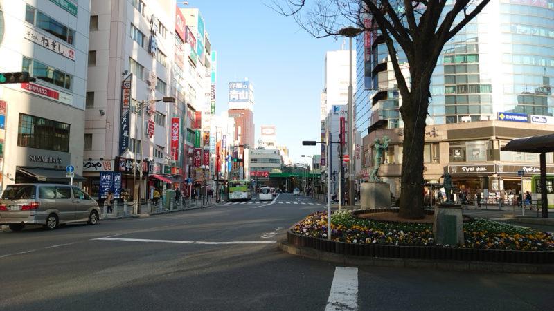 赤羽駅東口