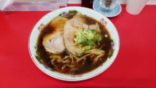中華そば竹千代の黒醤油