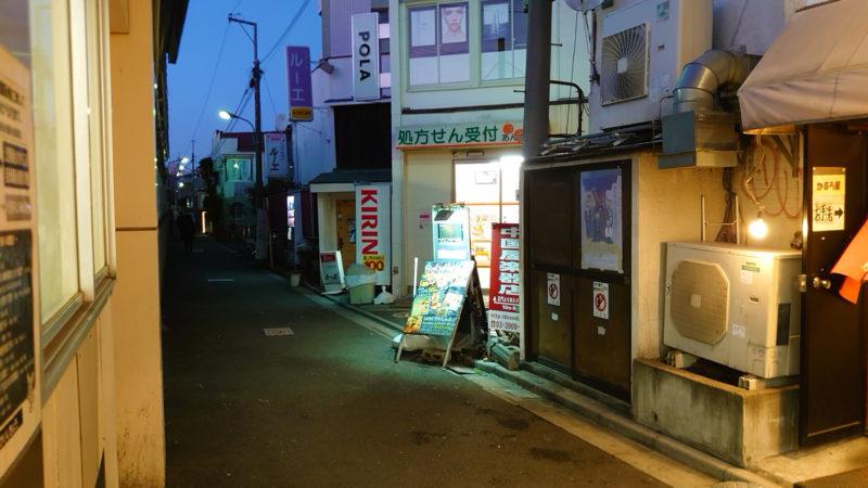 JR十条駅南口