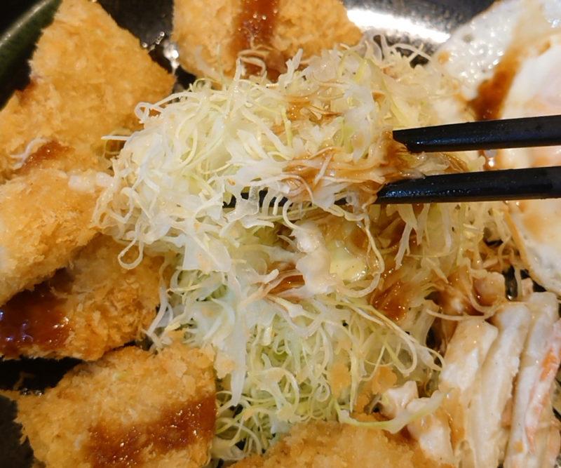 十条の和洋食とんかつの店じゅん イカフライ定食