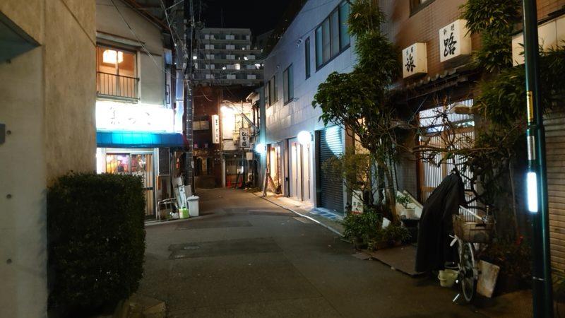 柳小町商店街