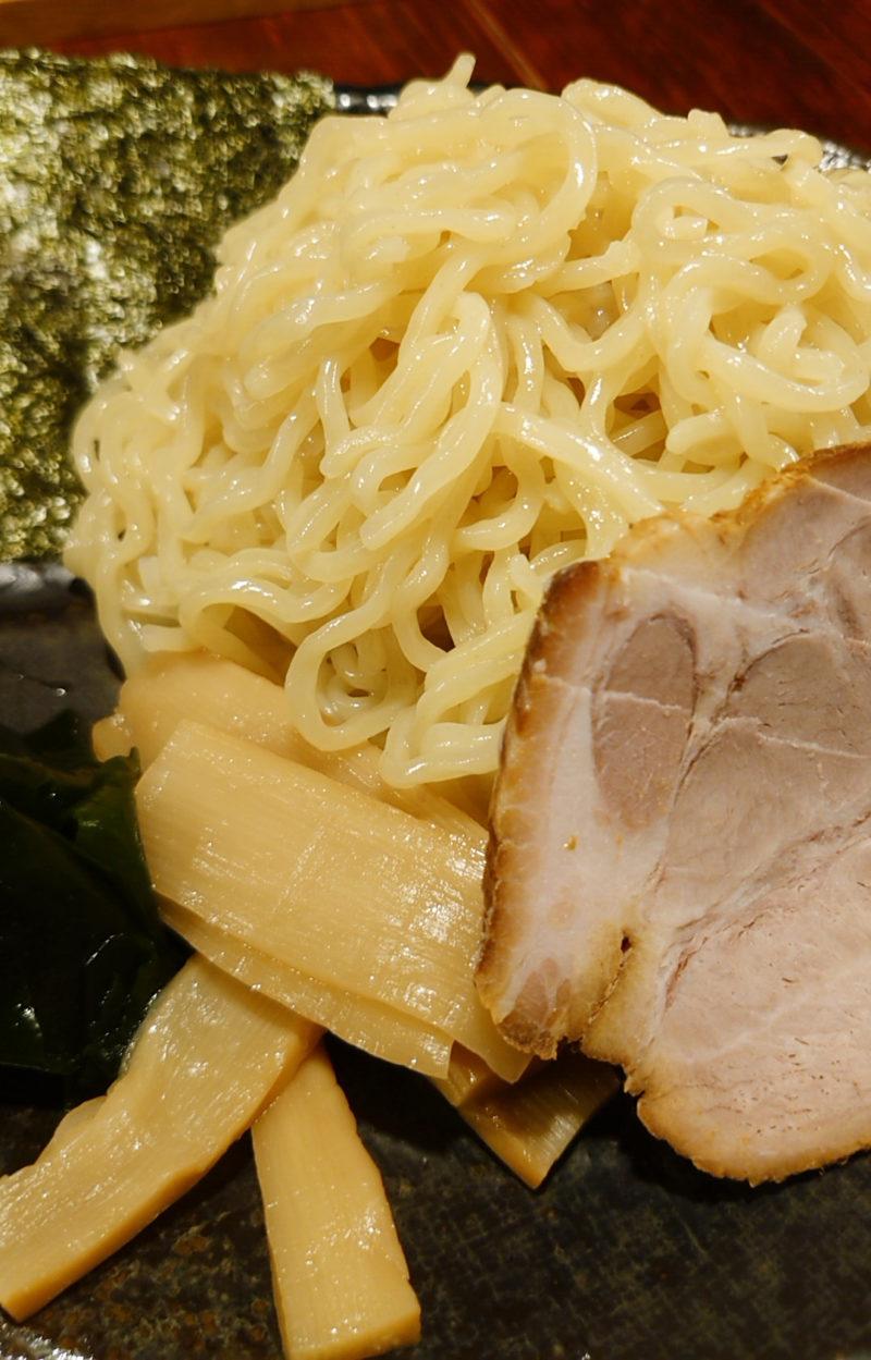ひむろ赤羽店 特製つけ麺(味噌ダレ)