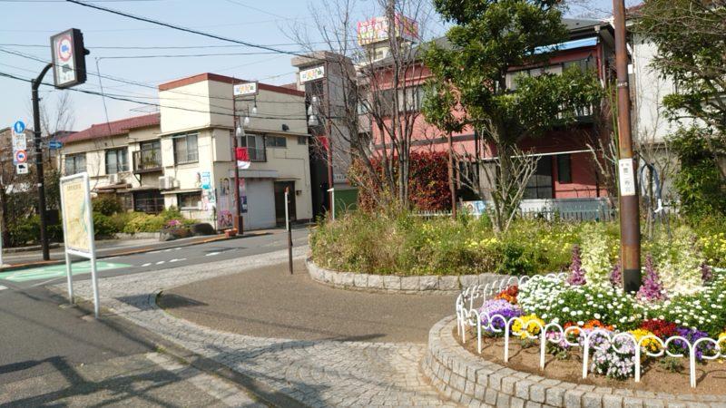 JR王子駅から東京とんこつ王子ラーメンへの行き方