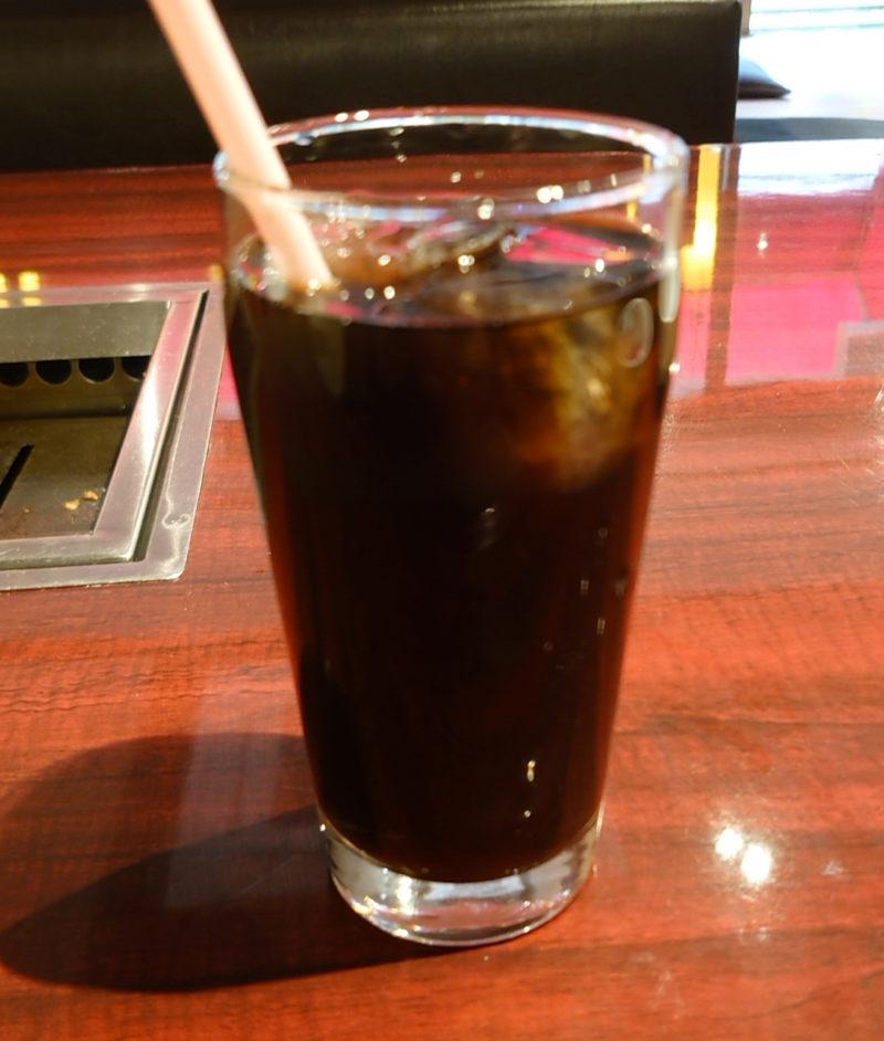 東十条 きずな アイスコーヒー