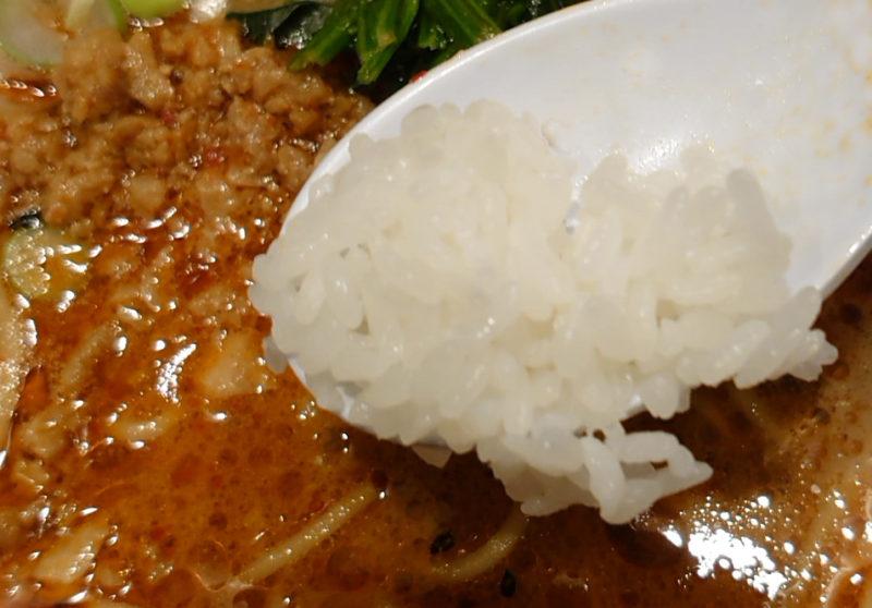 舎鈴 担々麺