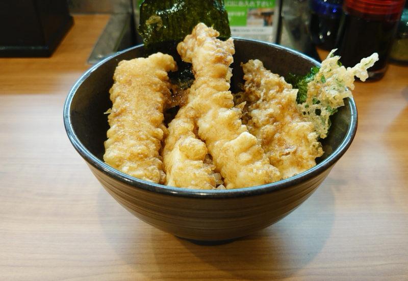 くら寿司 天丼