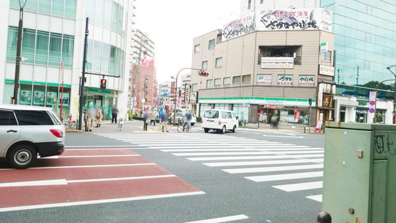 いきなりステーキ王子店への行き方