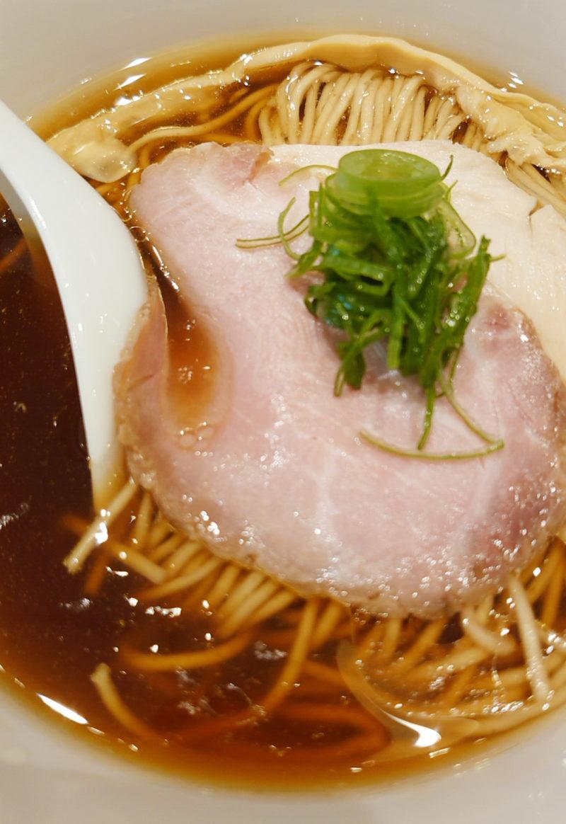 らぁ麺 はやし田 醤油らぁ麺