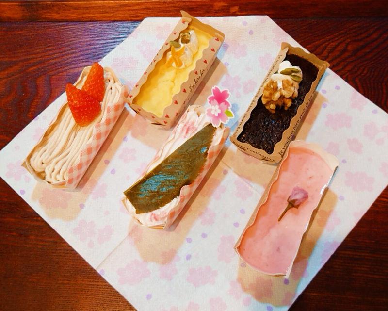 かくれんぼ ケーキ