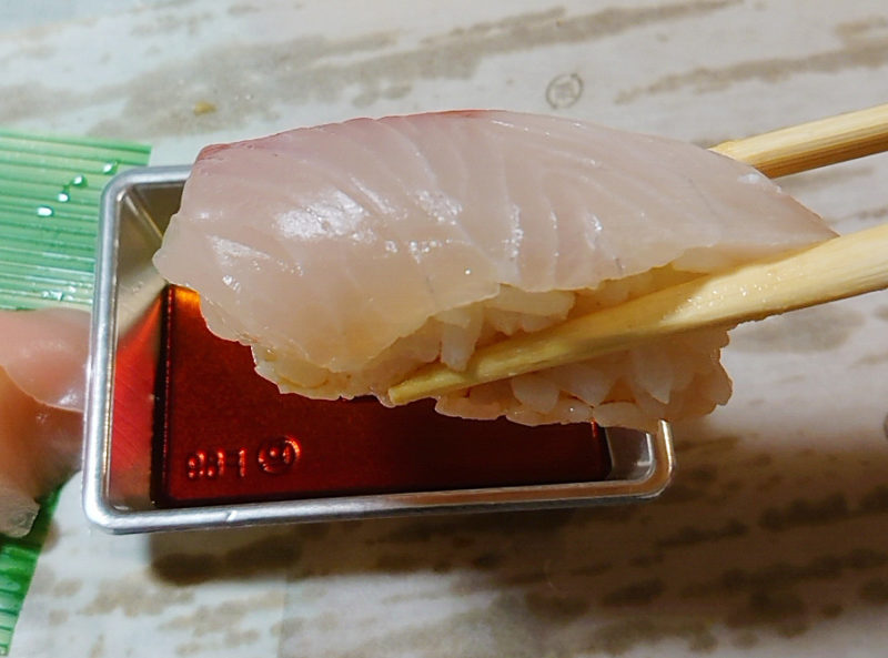 十条 竹寿司 にぎり中