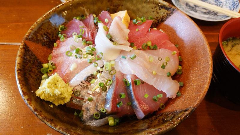 千魚 日替海鮮丼