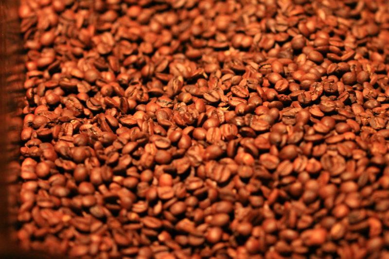 オイカワコーヒーの豆