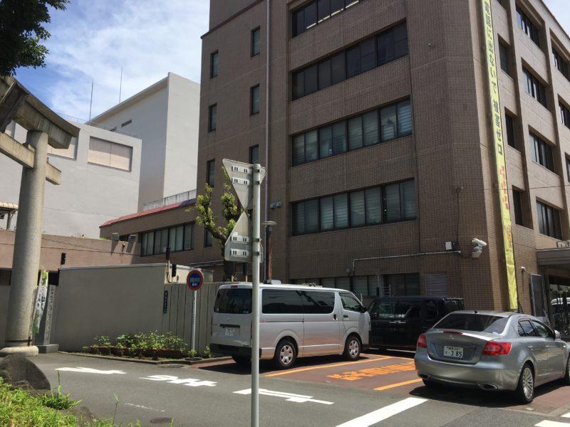 瀧野川警察署
