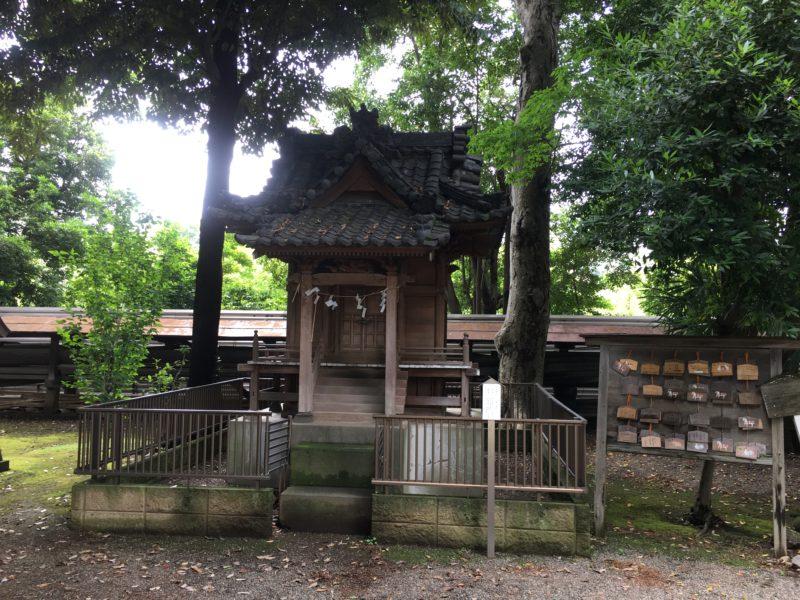 平塚神社 末社