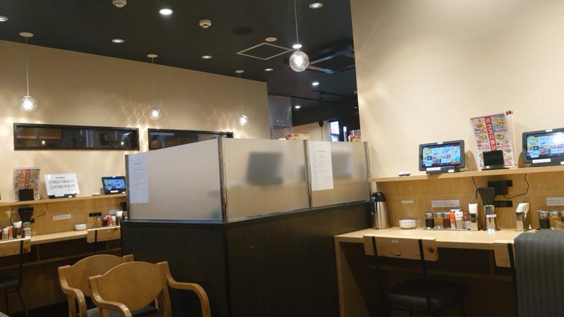 れんげ食堂Toshu 十条銀座店内
