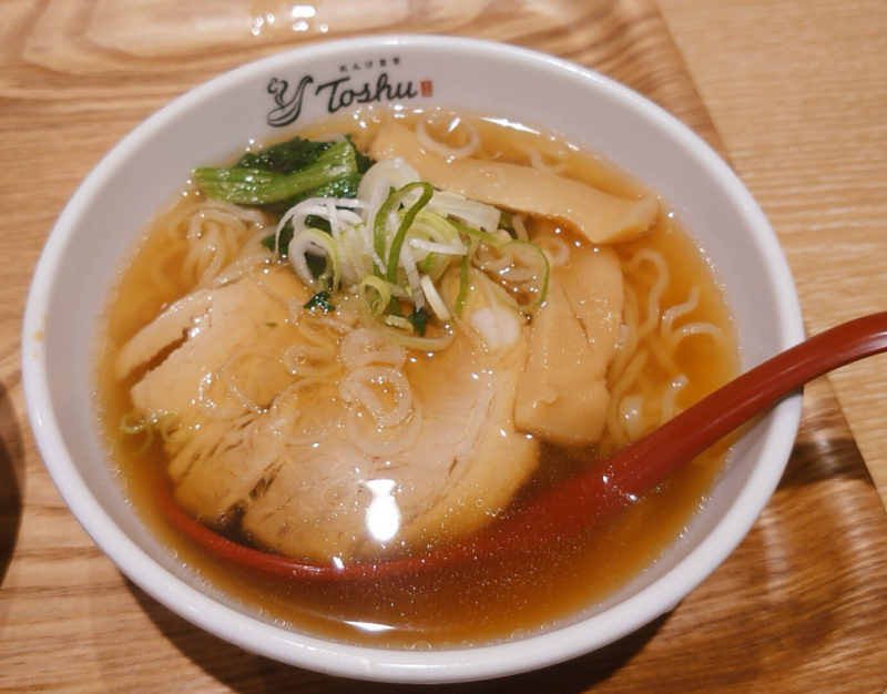れんげ食堂Toshu 十条銀座店 ラーメン