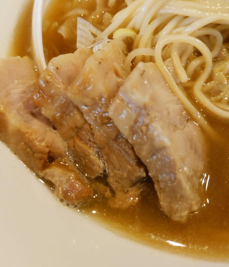 自家製麺 伊藤 赤羽店 肉そば