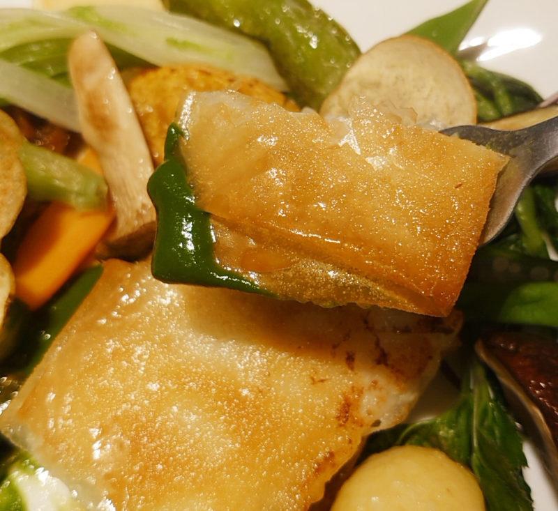 グルトン 魚料理