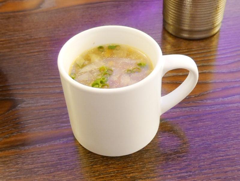 ナタラージャ スープ