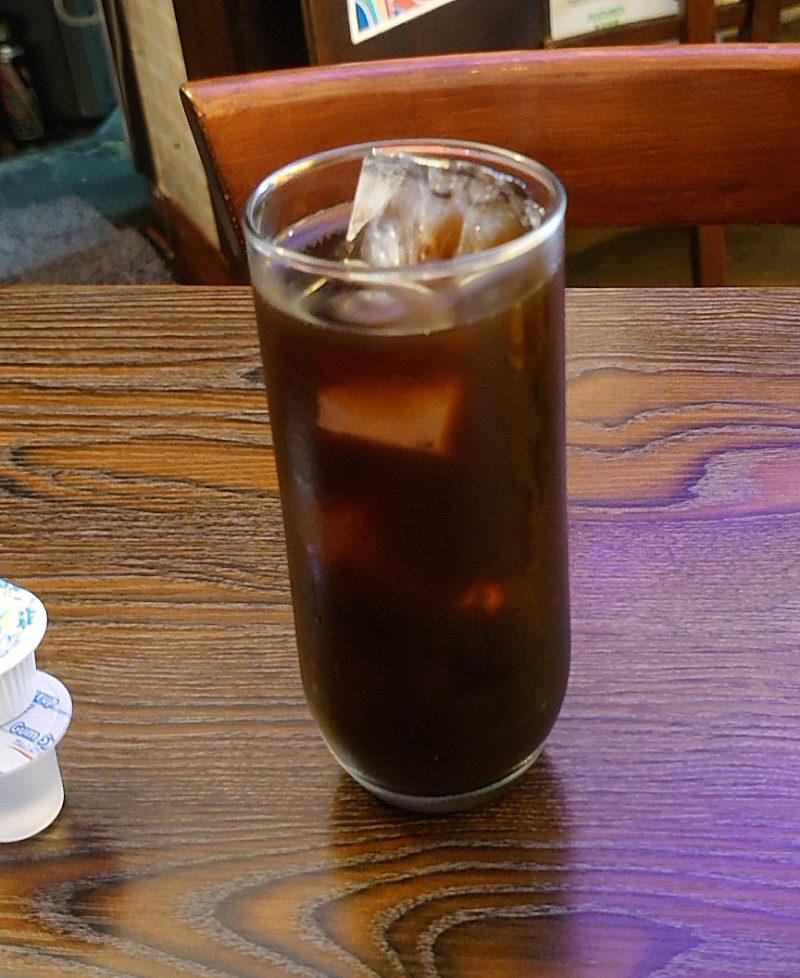 ナタラージャ アイスコーヒー