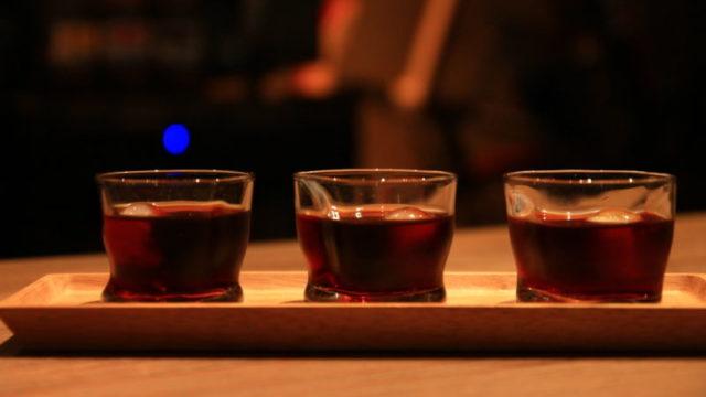 赤羽焙煎所 オイカワコーヒー アイスコーヒー