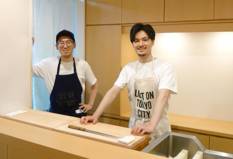 海鮮丼 四代目 魚要 店長