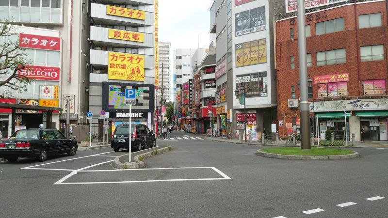 壱角家 赤羽店への行き方