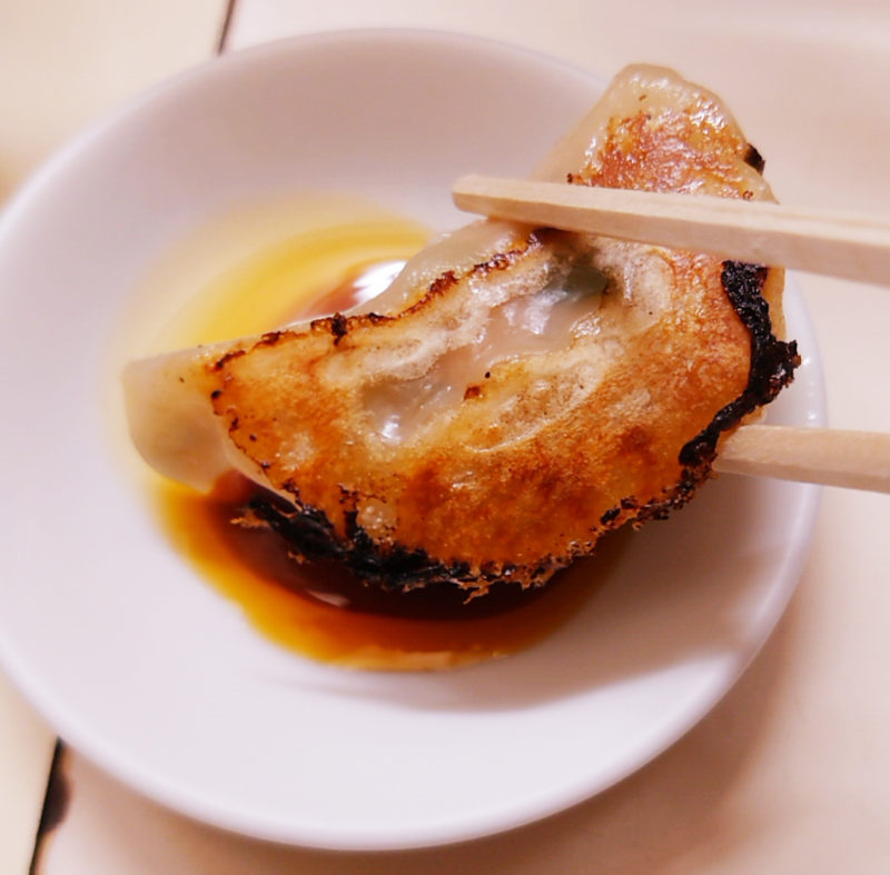 東京ラーメン マリオン 餃子
