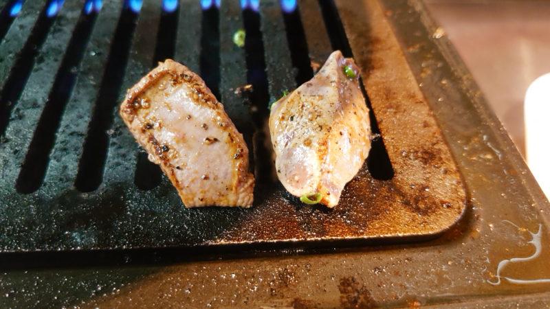 神保町食肉センター 赤羽店 ランチ焼肉食べ放題セット