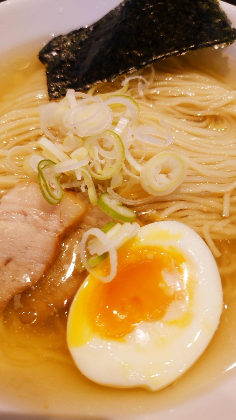 自家製麺 伊藤 赤羽店 夏季限定 冷やしらーめん