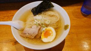 自家製麺 伊藤 赤羽店 夏季限定の冷やしらーめん