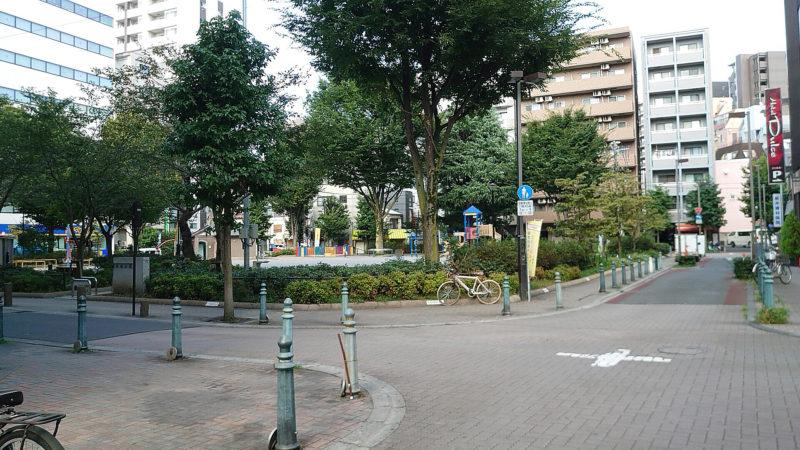 王子 柳田公園